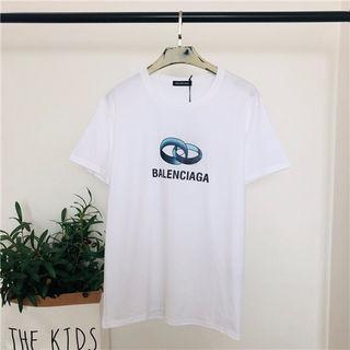 バレンシアガお安売りTシャツ半袖tシャツセール