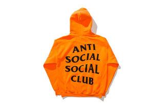 Anti Social Social Club スウェット