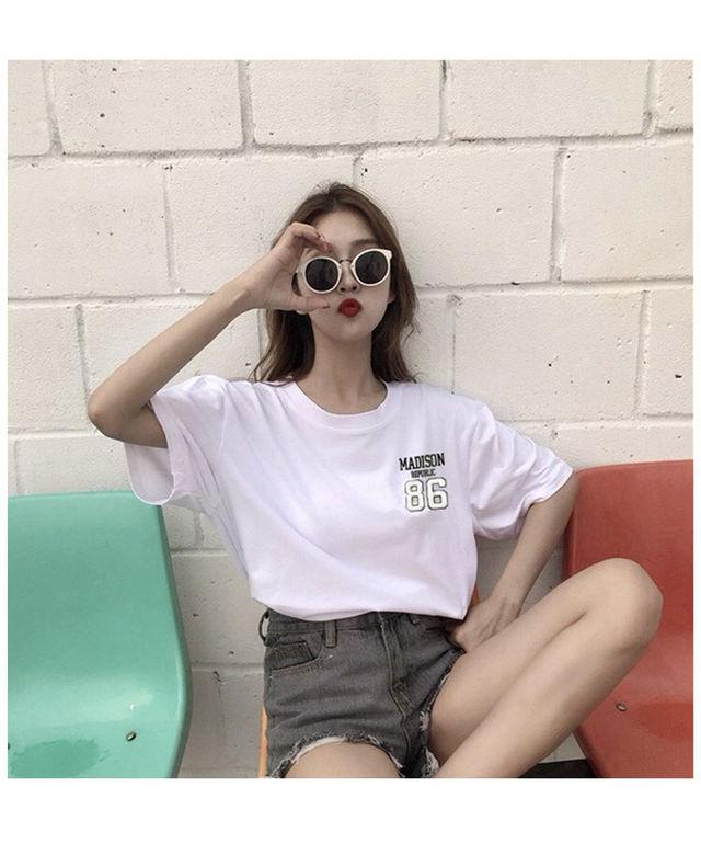 新品 カジュアル Tシャツ - フリマアプリ&サイトShoppies[ショッピーズ]