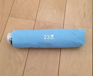 23区折りたたみ傘