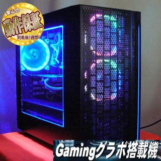 GTX760搭載☆PUBG/R6S動作確認済♪ゲーミングPC