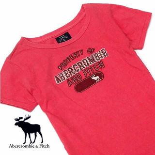 美品!! アバクロンビー&フィッチ 半袖Tシャツ N54