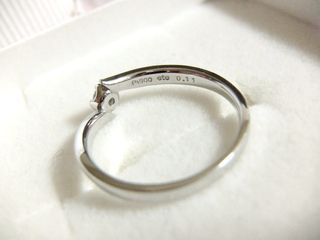◎目玉商品◎新品プラチナ900ダイアモンドリング9号●指輪