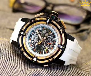 リシャール ミル メンズ自動巻き腕時計 人気商品