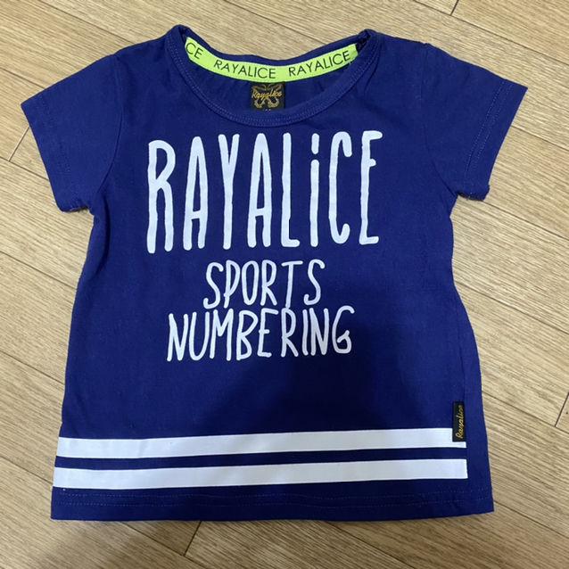 RAYALICE キッズTシャツ