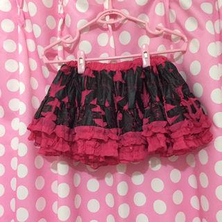 tutuHAふわふわスカート