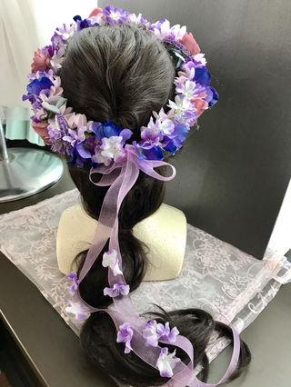 花冠ラベンダーの恋