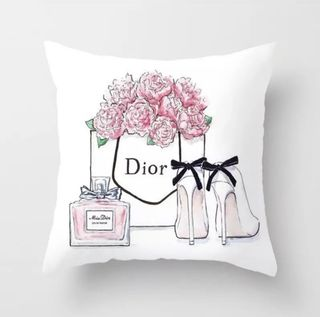 Dior クッションカバー