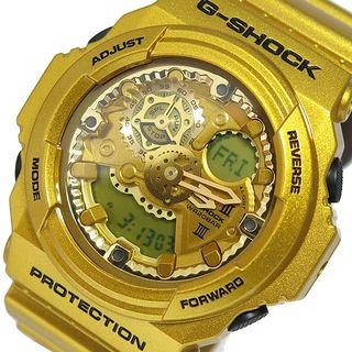 CASIO G-SHOCK クレイジーゴールド メンズ 時計
