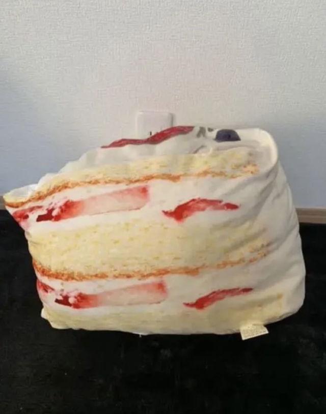 ケーキクッション