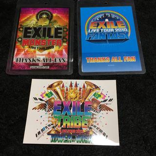 EXILE LIVE DVD 特典セット