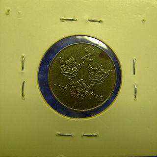 swedenスウェーデン古いコイン☆アンティーク