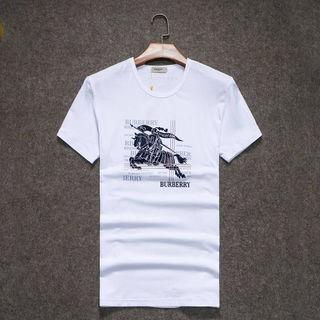 人気新品 バーバリー Tシャツ 4色 国内発送