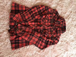 SPIGA#チェックシャツ