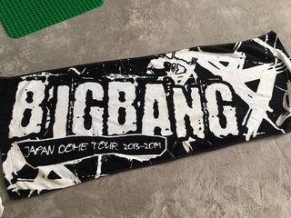 BIGBANGスポーツタオル