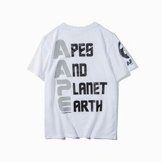 エイプ人気新作 カジュアル 半袖Tシャツ
