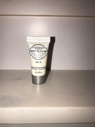 ロクシタン美容UV乳液