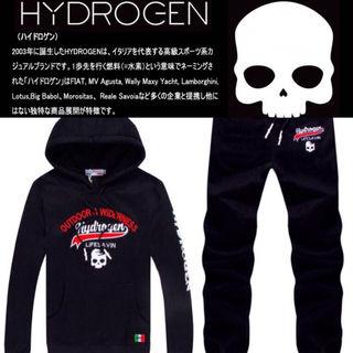 即日国内発送 ハイドロゲン セットアップ 新品未使用 黒M