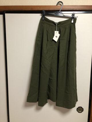 SLYキュロットスカート