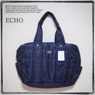 【ECHO】新品 トートバッグ