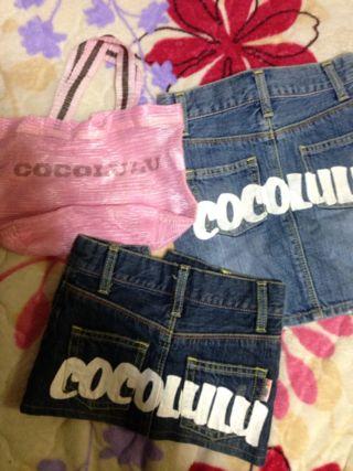 ココルルCOCOLULU miniサイズ2.3