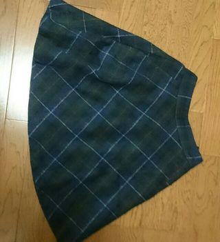 パターン スカート