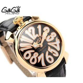 ガガミラノ GaGa MILANO腕時計 送料無料 男女兼用