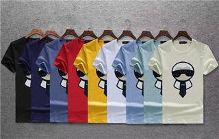 FENDI 人気Tシャツ 色選択可 M-4XL