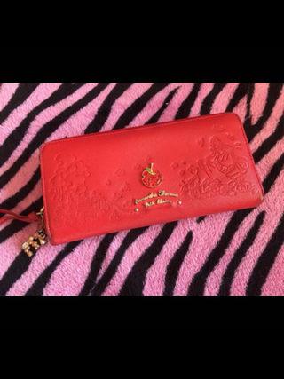 サマンサタバサ白雪姫長財布