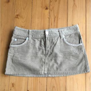美品【FREE'S】ミニスカート