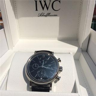 IWC 腕時計 自動巻き 高級