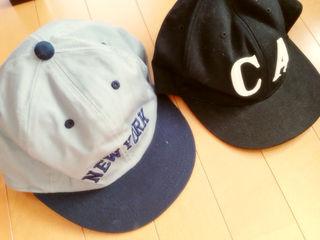 ベースボールcap