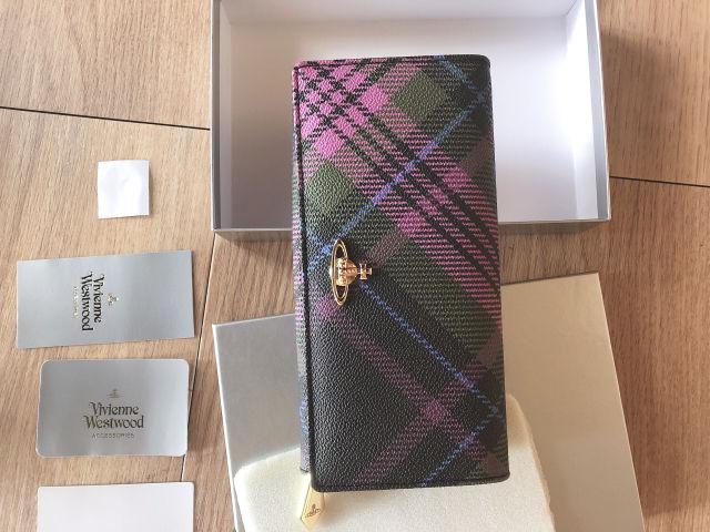Vivienne Westwood 長財布(Vivienne Westwood(ヴィヴィアン・ウエストウッド) ) - フリマアプリ&サイトShoppies[ショッピーズ]