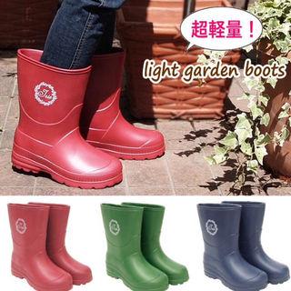 【送料無料】長靴 レインブーツガーデンブーツ