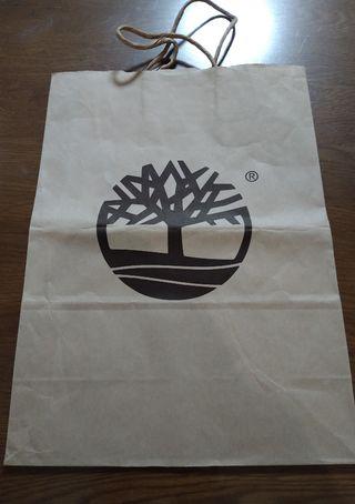 ティンバーランド ショップ袋