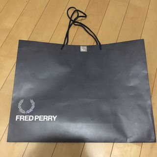 (送料無料)FRED PERRYショップ袋