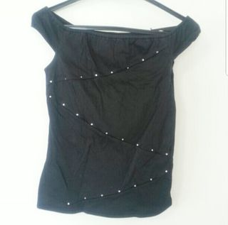 プライベートレーベル ブラックTシャツ