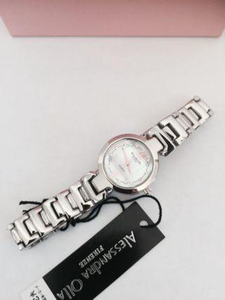 アレッサンドラオーラ レディースシンプル腕時計