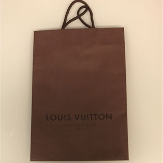 LOUIS VUITTONショップ袋