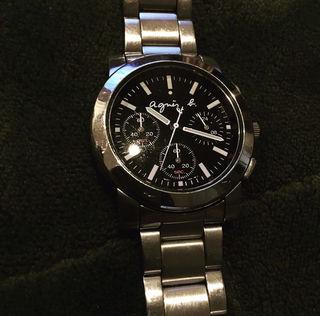 アニエスベー腕時計