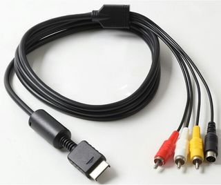 S-AV端子ケーブル PS2 PS3 S端子 1.8m