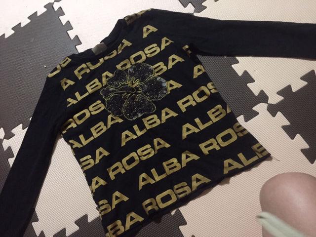 ロンT(ALBA ROSA(アルバローザ) ) - フリマアプリ&サイトShoppies[ショッピーズ]