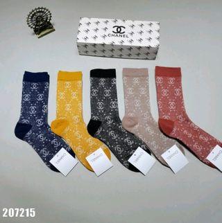 5点セット!超美品、人気の靴下X95