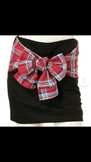 Ank Rougeタイトスカート