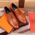 herエルメスアシックス商事 紳士靴 ビジネスシューズ革靴