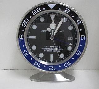 ロレックス 掛け時計 置時計   未使用GMT
