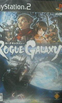 PS2/ローグギャラクシー#RPGです()。