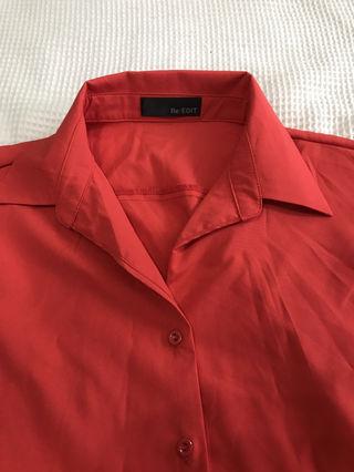 オシャレで可愛いRe:EDITシャツ Mサイズ