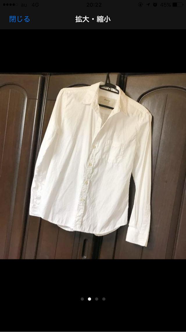 激安!ドロシーズ 白シャツ