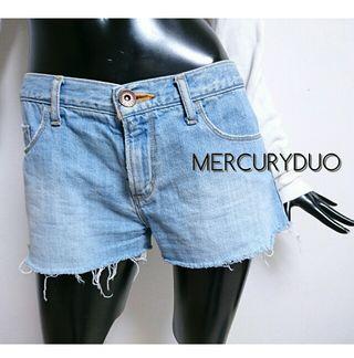MERCURYDUO*ショートパンツ
